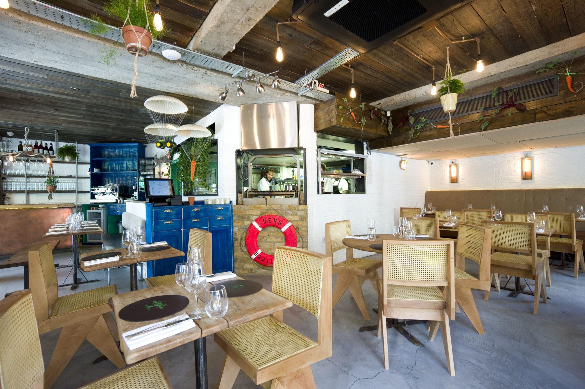 Battersea - Kitchen