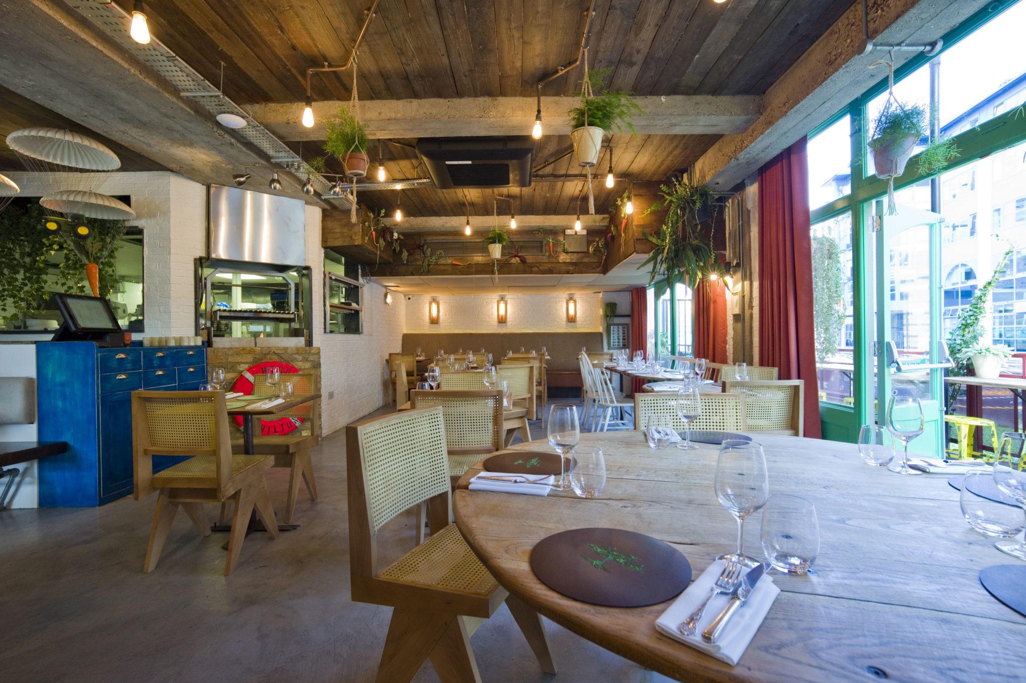 Battersea - British restaurant