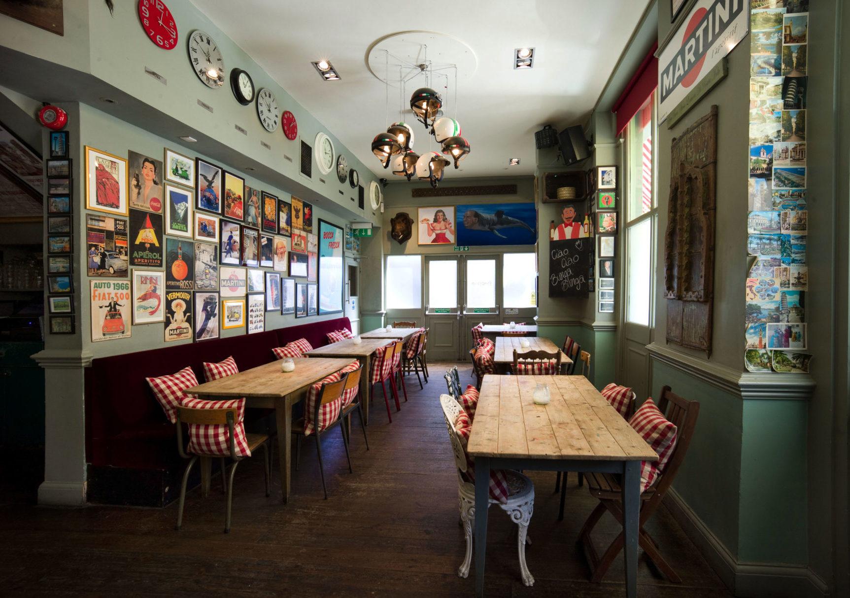 Battersea - Restaurant Dining