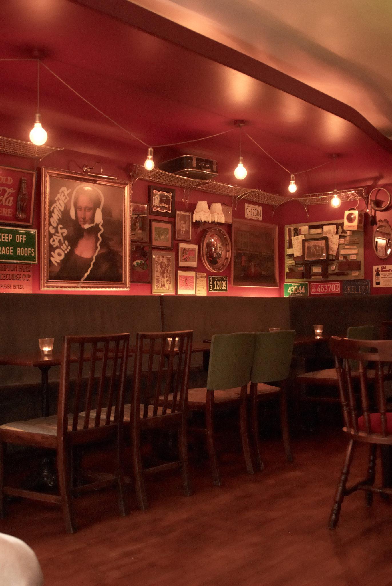 Chelsea - Speakeasy bar