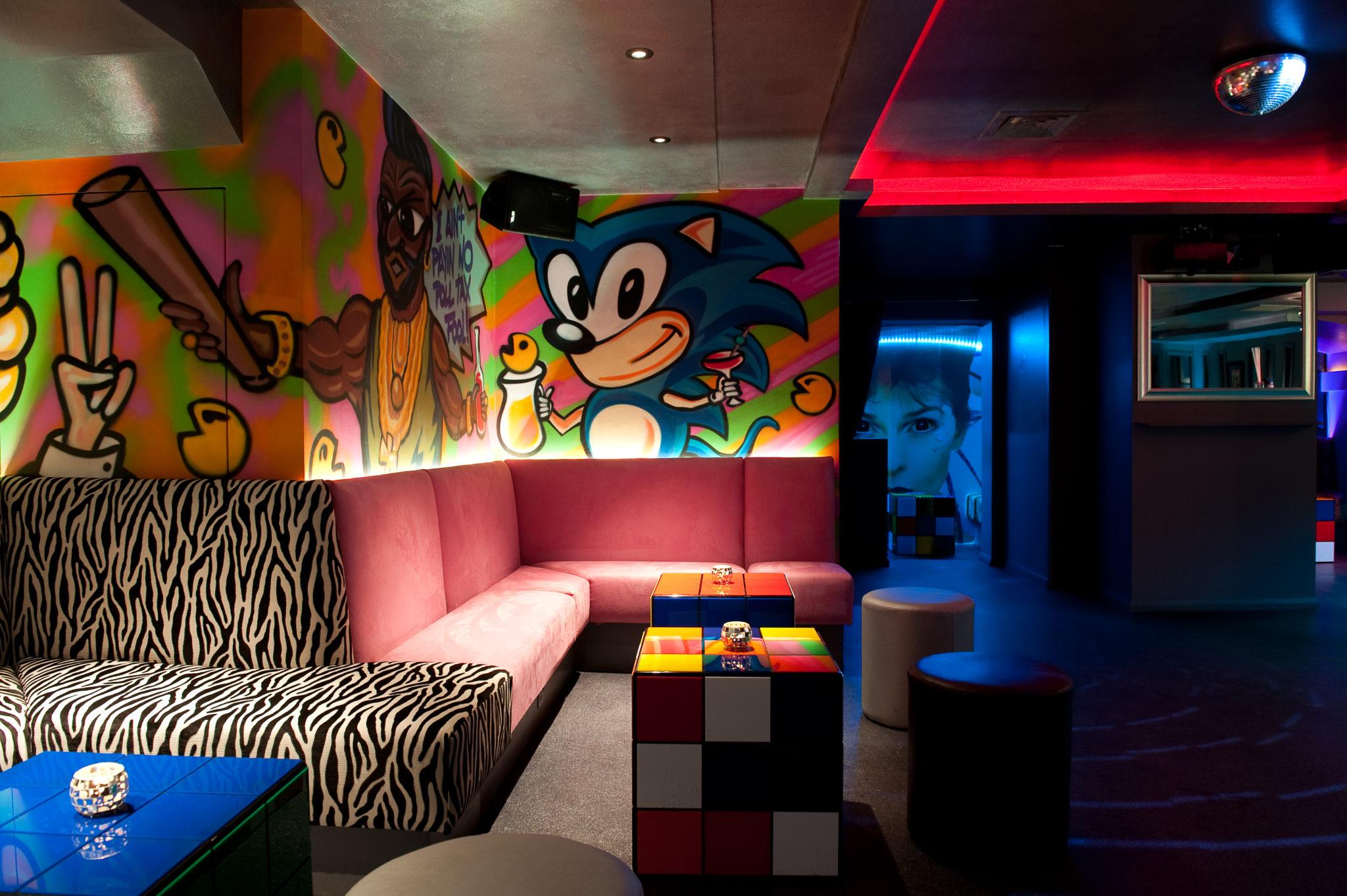 Chelsea nightclub - Dancing